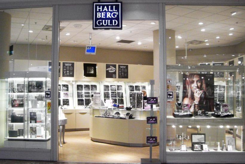 Hallbergs Guld - Linden Köpcentrum 679d5c09f9914
