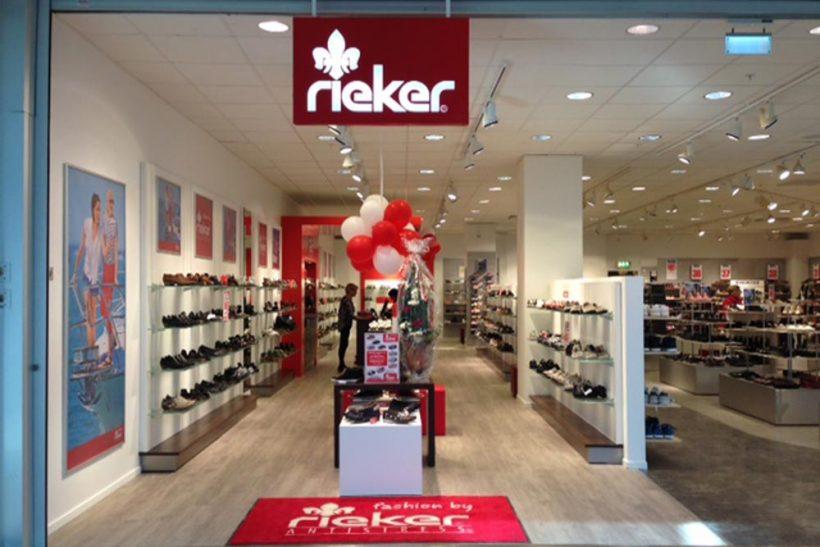 ef0f1d0b Rieker Shop - Linden Köpcentrum